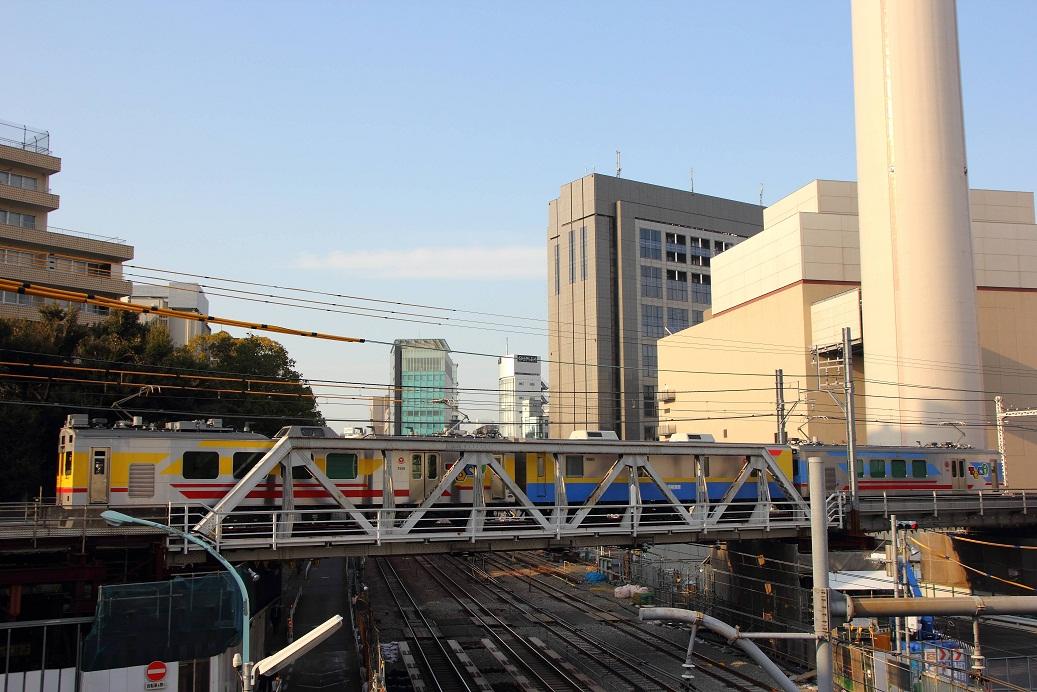 TOQ i 渋谷陸橋