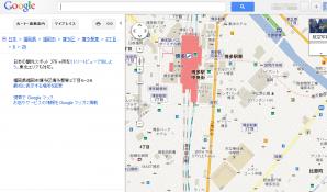 20120505 博多駅周辺コンビニリスト