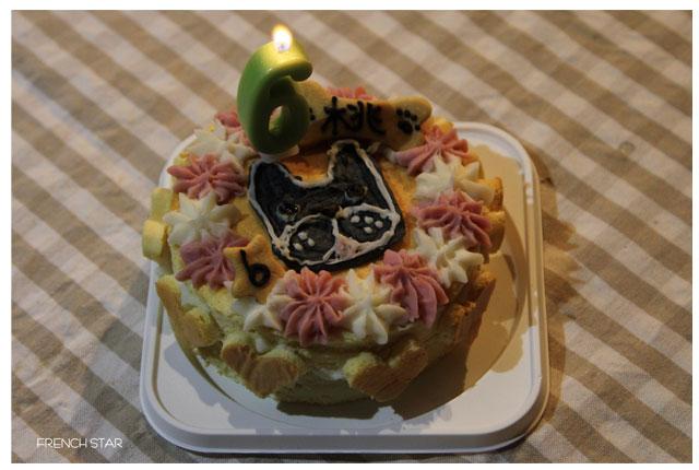 2012.11.3ケーキ