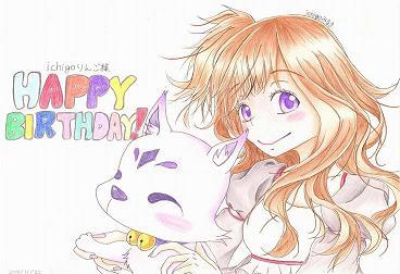 ichigoりんご様_HAPPY_BIRTHDAY(