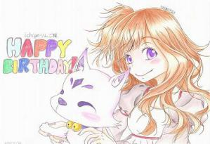 ichigoりんご様_HAPPY_BIRTHDAY(