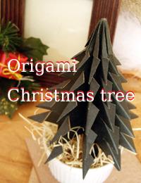 origami tree - 01