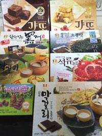 韓国土産2