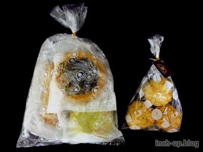 詰合せ袋、クッキー