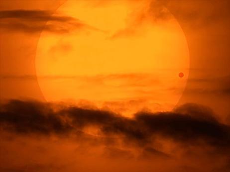 2012金星日面通過