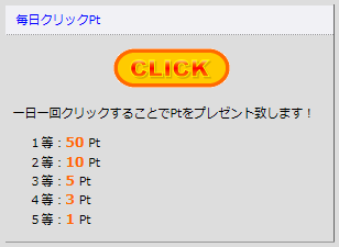 Good-Luck11.info毎日クリック