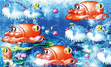 海物語の図柄