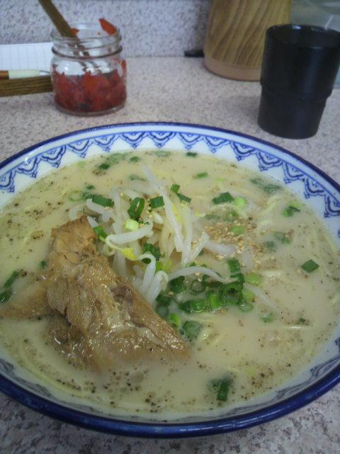 大福ラーメン麺