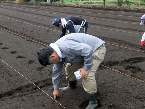 2012.7.8 ファーマーズクラブ大豆種まき 001 (38)