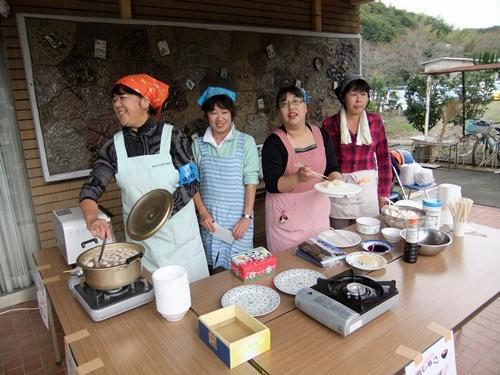 2012.10.28 鎌足地区文化祭(模擬店) 034