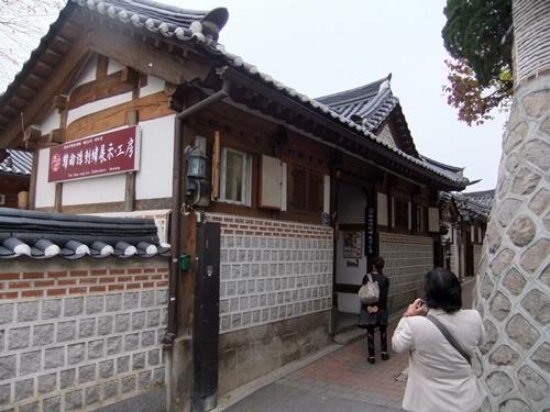 2012.11.7-8 韓国旅行(古い町並み) 001 (75)
