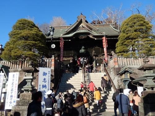 2014.1.17 成田山参拝(成田市) 040