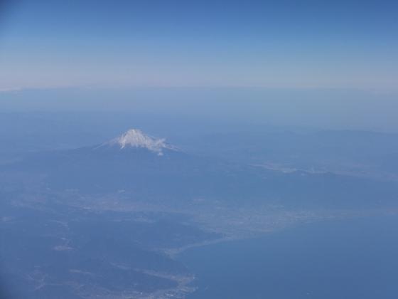 富士山見えた3