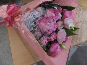 結婚式の花束