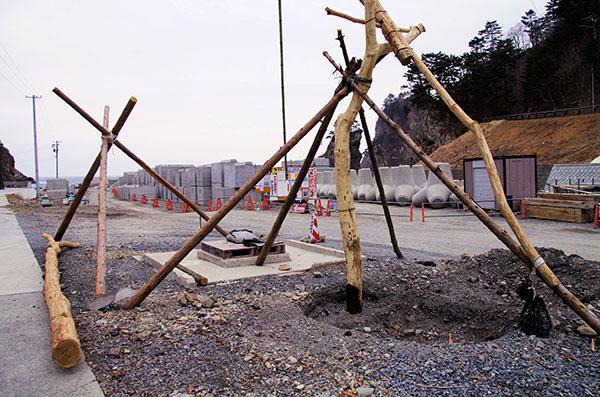机浜の井戸