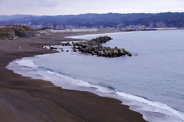 十府ケ浦海岸