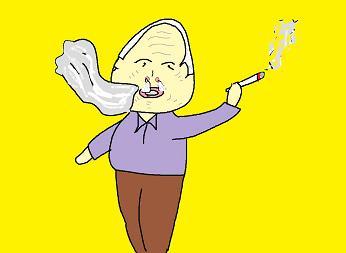 川柳:煙草