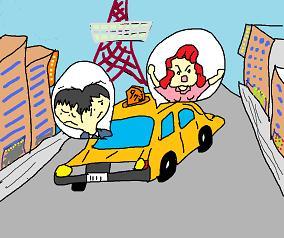 ドライバータクシー