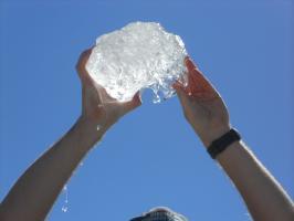 氷河持ち上げ