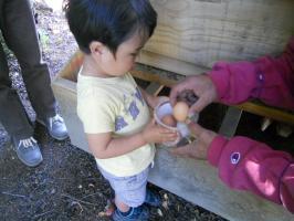 Yuta-Egg hunting