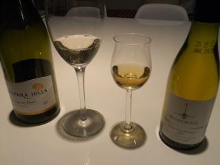 ソーヴィニョンとデザートワイン
