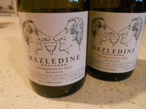 Hazledine bottles