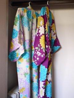 Yukata costume