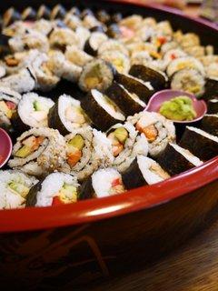 Sushi 26/01/14