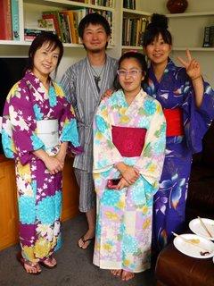 Yukata people