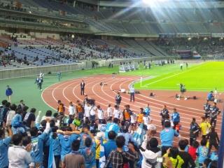天皇杯横浜ダービー、惜敗