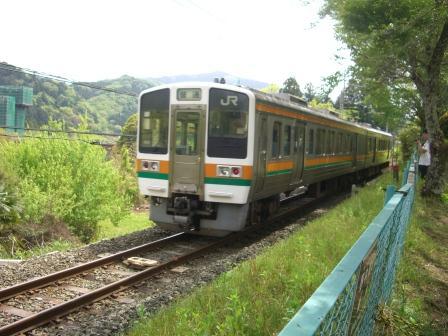 長篠ツアー 飯田線