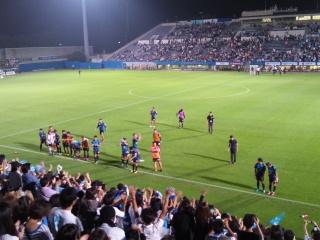 2012#25 鳥取に勝利
