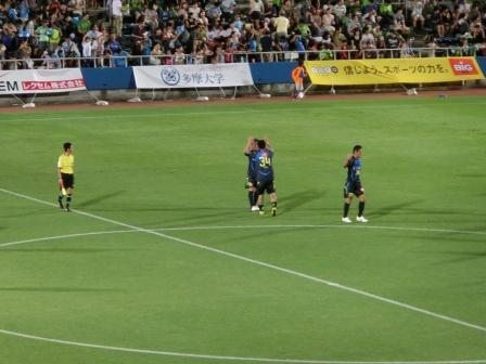 2012#27 湘南戦④