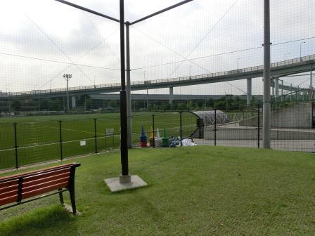 横浜FC親子サッカークリニック②