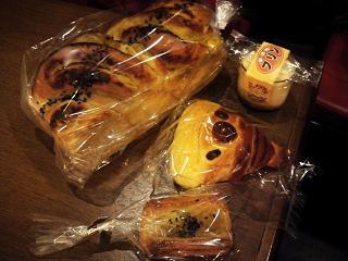 グーチョキパン屋パン色々