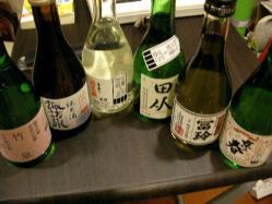 純米酒6本