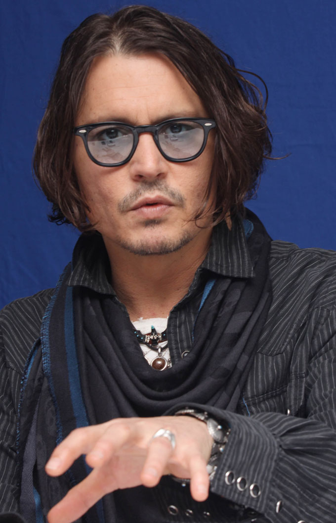 johnny depp ジョニーデップ darkshadows one
