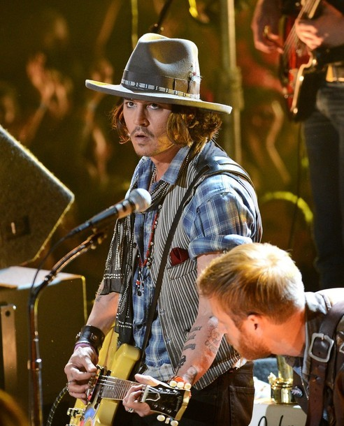 johnny depp ジョニーデップ MTV awards