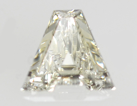 Aのカットのダイアモンド