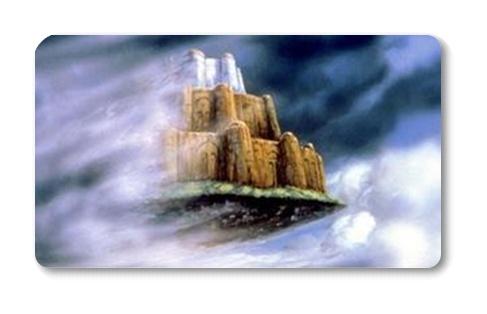 0 天空の城