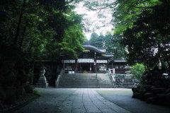 高麗神社 埼玉県日高市