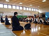 20101223 大掃除・稽古納め・納会