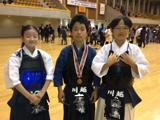 20121028 埼玉県剣道大会(小学生の部)