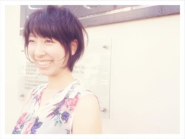 岡部さん夏
