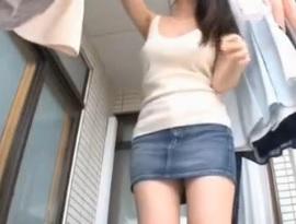 夢乃あいか美乳がポロリ豊かなバストの若妻あいかFC2動画