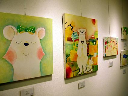 ブログ小さな動物園展09