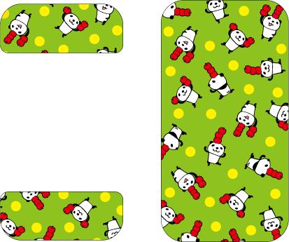 ブログiPhoe4S-リンゴ(パターン)