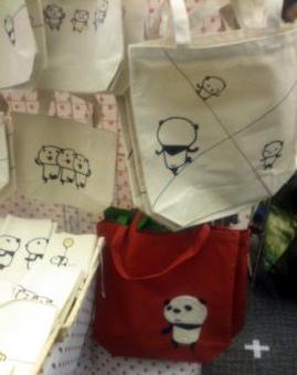 ブログアート&てづくりバザール20121201