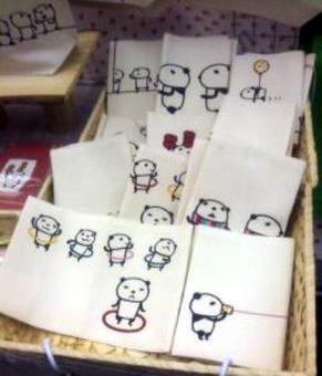 ブログアート&てづくりバザール20121202