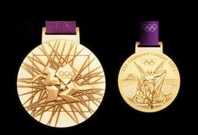 ロンドン金メダル